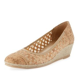 Sesto Meucci Mabyn espadrille wedges